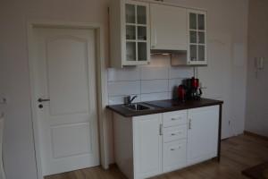 Ferienwohnungen Jungbludt Wohnung 2 Küche