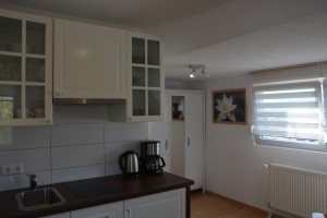 Ferienwohnungen Jungbludt Wohnung 6 Küche